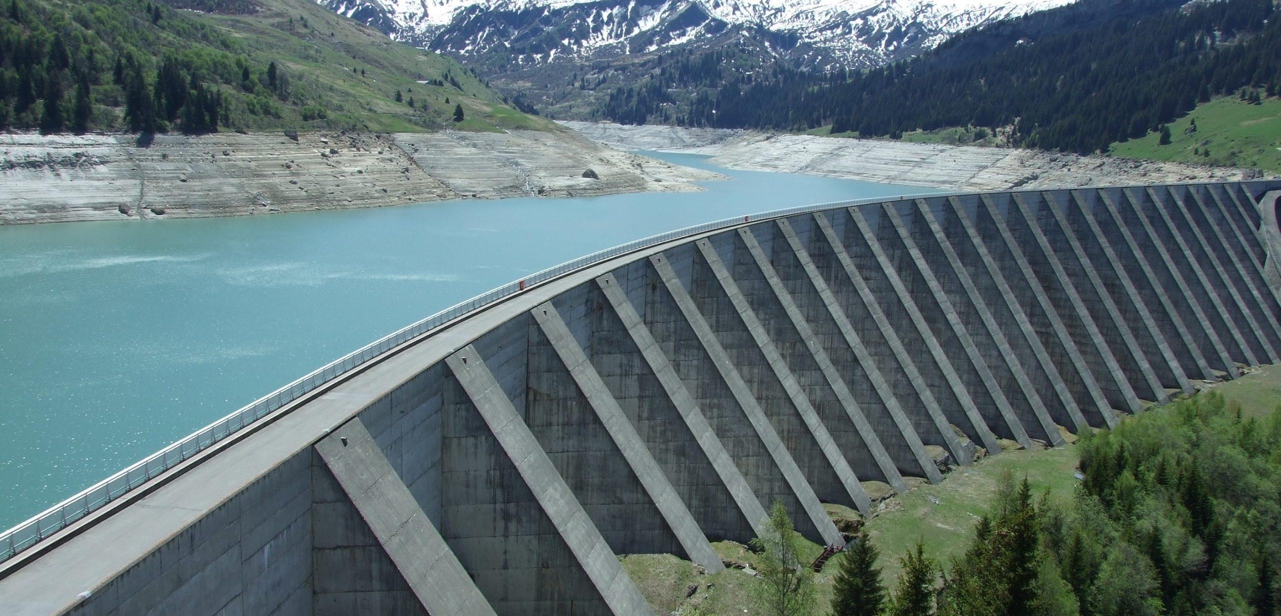 Vandkraftværker