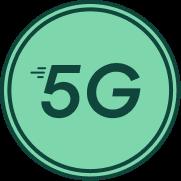 5G i mobil abonnement